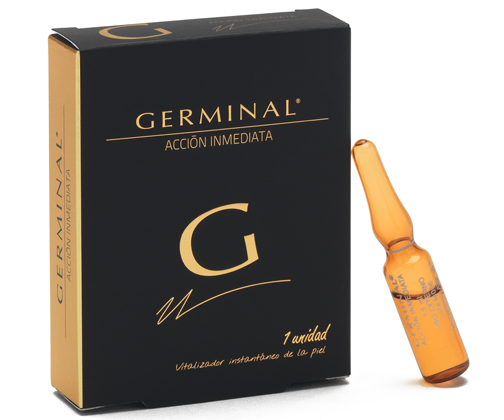 GERMINAL ACCION INMEDIATA 1 AMPOLLA 1.5 ML.