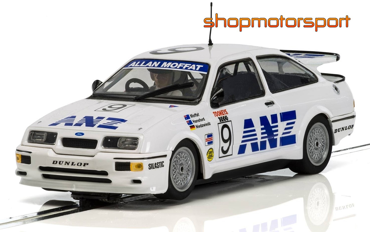 FORD SIERRA COSWORTH RS500 / SCALEXTRIC SUPERSLOT 3910