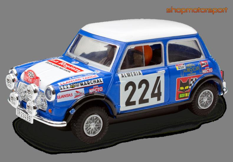 Morris Mini 1275 Scalextric A10193s300
