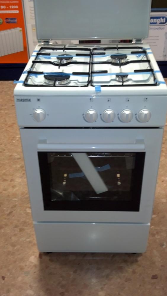Cocina gas butano 4 fuegos meireles f501 magma for Outlet cocinas a gas