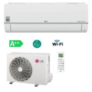 AIRE ACONDICIONADO SPLIT R32 CON WIFI A++ 3010 frig. y 3268 kcal. LG 32CONF12WF