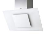 CAMPANA DECORATIVA Cristal blanco 900 mm CATA THALASSA WH SILENT SPLIT IN-LINE