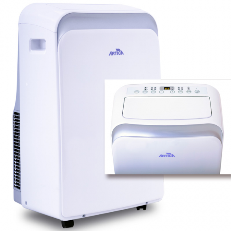 Aire acondicionado portatil 3000 frig artica aap12sf - Aire acondicionado portatil ...