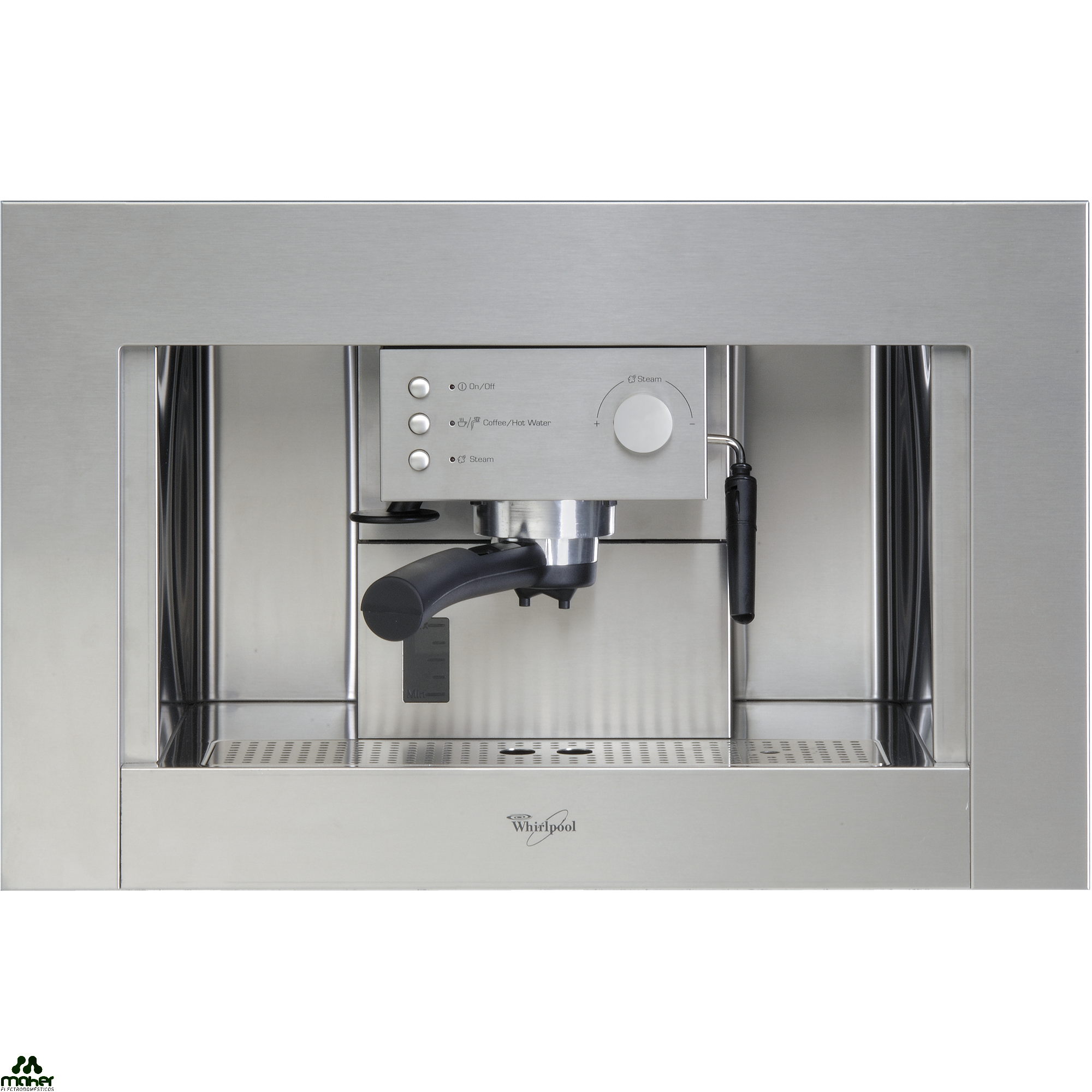 CAFETERA INTEGRABLE WHIRLPOOL ACE-010/IX