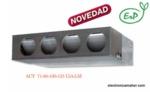 AIRE ACONDICIONADO DE CONDUCTOS INVERTER SERIE A 10406 frig y 11180 kcal ACY125UIA-LM