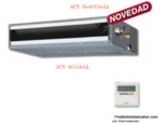 AIRE ACONDICIONADO DE CONDUCTOS INVERTER SERIE A 4472 frig y 5600 kcal FUJITSU ACY50UIA-LL