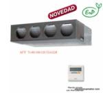 AIRE ACONDICIONADO DE CONDUCTOS INVERTER SERIE A 6106 frig y 6880 kcal FUJITSU ACY71UIA-LM