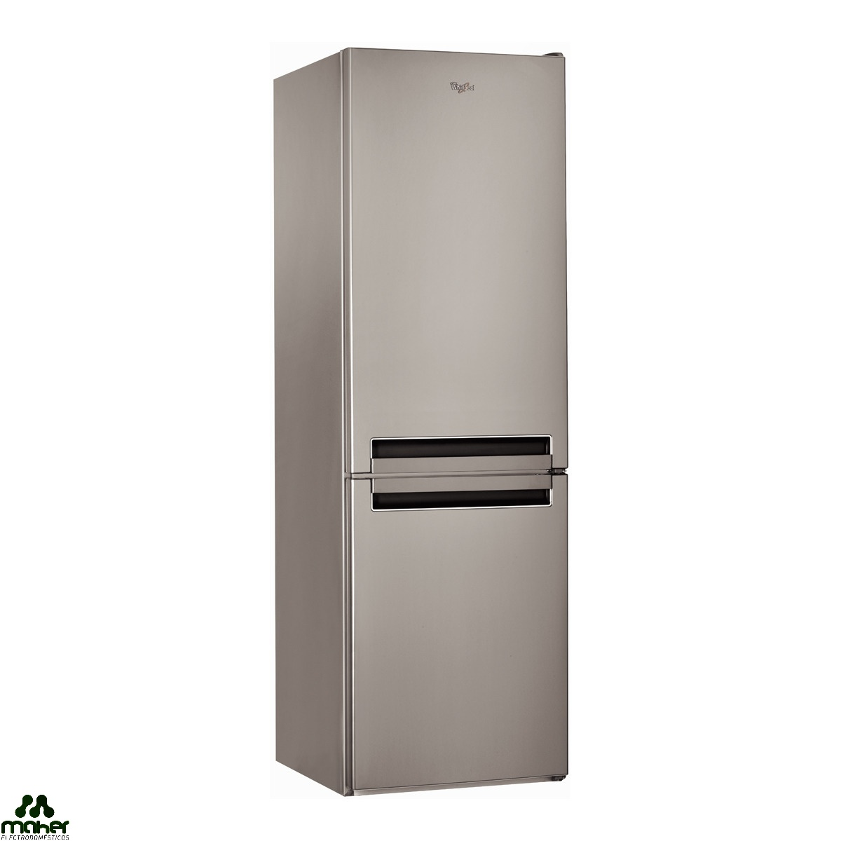 FRIGORÍFICO COMBI NO - FROST A++ WHIRLPOOL BSNF9152OX