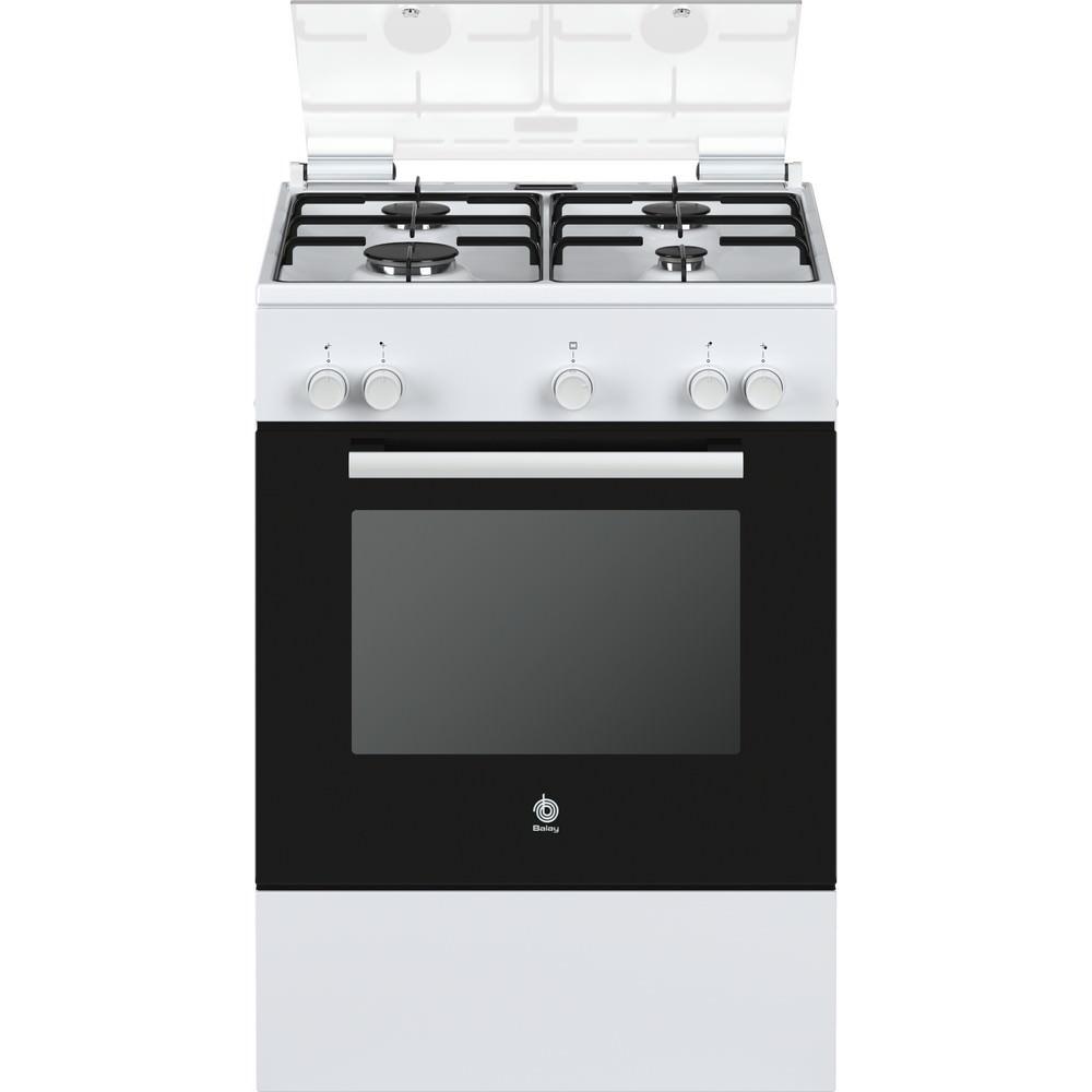 Cocina de gas balay 3cgb462bq for Outlet cocinas a gas