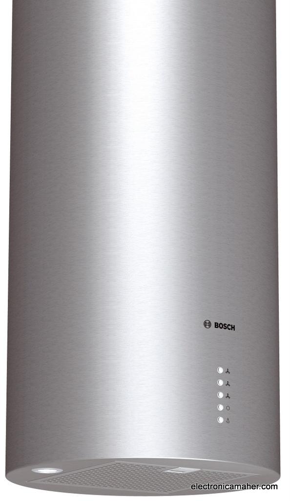 Campana extractora cilindrica bosch 40 cm dic043650 - Campanas extractoras telescopicas ...