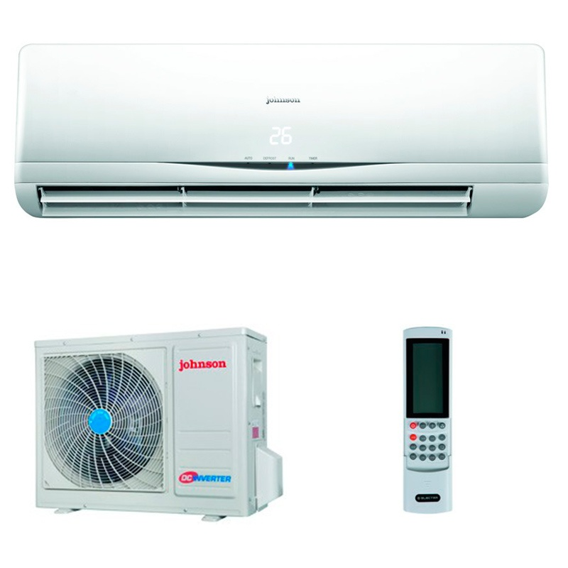 AIRE ACONDICIONADO 2236 frig. y 2600 kcal INVERTER A++ JOHNSON HKD009PK