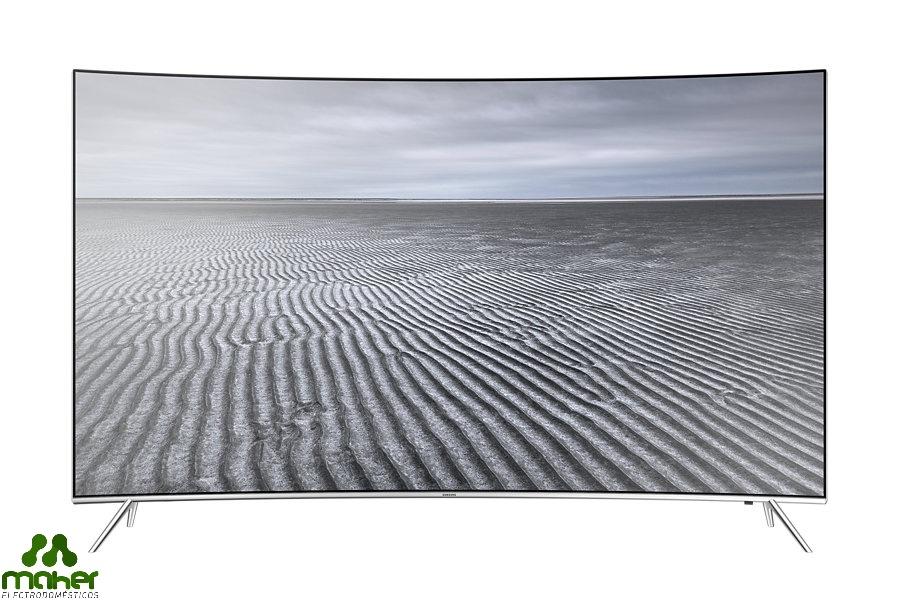 TELEVISOR LED CURVO SUHD con HDR 1000 SMART TV WIFI 65