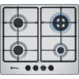 PLACA GAS INOX 4 FUEGOS BALAY 3ETX565TB