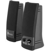ALTAVOCES 2.0 NGS SOUNDBAND 150 - 200W PMPO - 4W RMS - CONECTOR AURICULARES