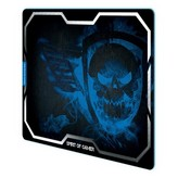 ALFOMBRILLA SPIRIT OF GAMER BLUE SMOKEY SKULL XL - 43.5*32.3CM - TEXTURA ULTRAFINA - BASE ANTIDESLIZANTE
