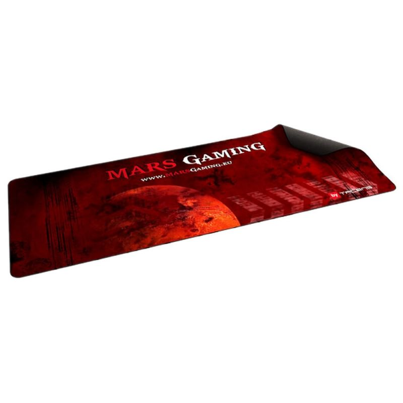ALFOMBRILLA MARS GAMING MMP2 - SUPERFICIE 880X330MM NANOTEXTIL - BASE CAUCHO - BORDE REFORZADO