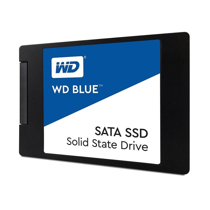 DISCO SÓLIDO WESTERN DIGITAL BLUE 3D NAND 1TB - SATA III - 2.5' / 6.35CM - LECTURA 560MB/S - ESCRITURA 530MB/S