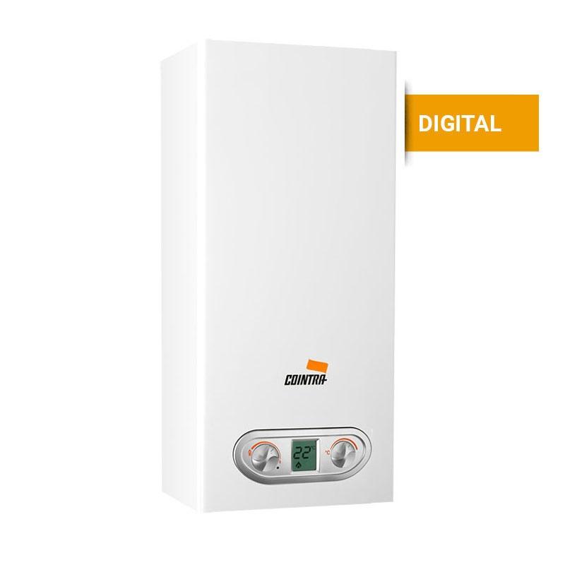 Calentador gas natural de tiro forzado cointra supreme 11 - Instalacion calentador gas natural ...
