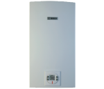 Therm 8000 O Calentador GAS BUTANO de Tiro natural con Hidrogenerador y termostático INTERIOR BOSCH GWH14 CTD H31 F2 S2836