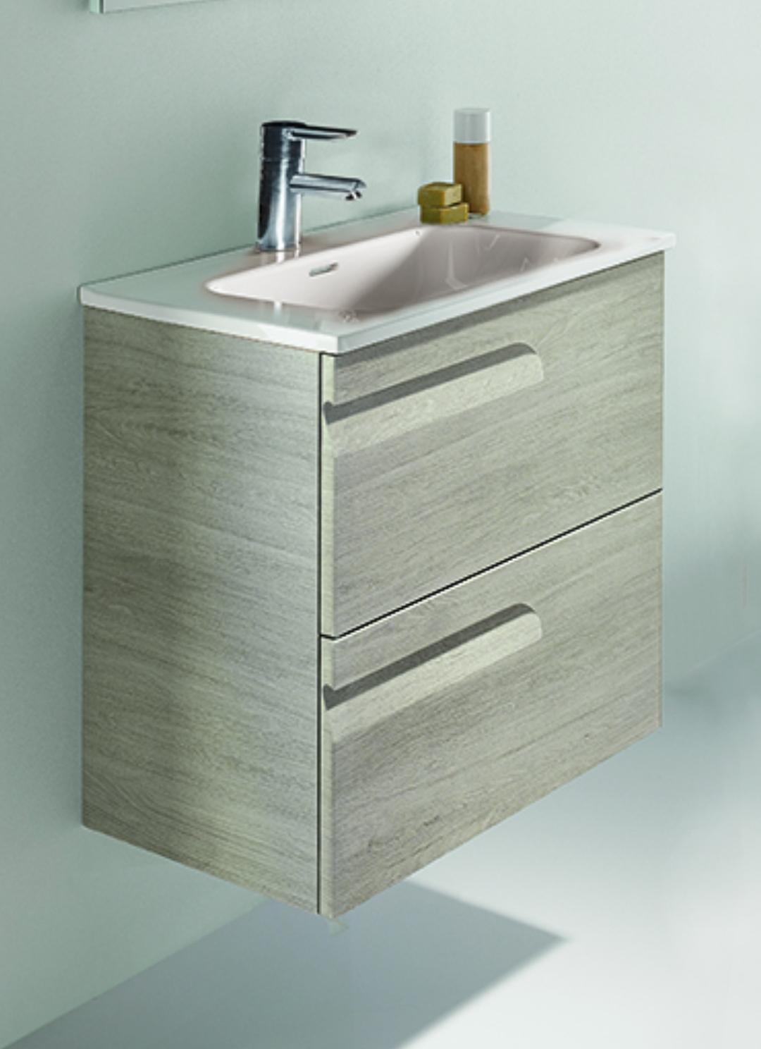 Mueble y lavabo Vitale 2 cajones de Royo Group