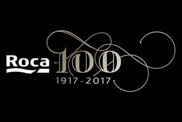 Roca Sanitarios cumple 100 años. Lo celebramos con la nueva tarifa! Todos los muebles de baño Roca en nuestra tienda online!