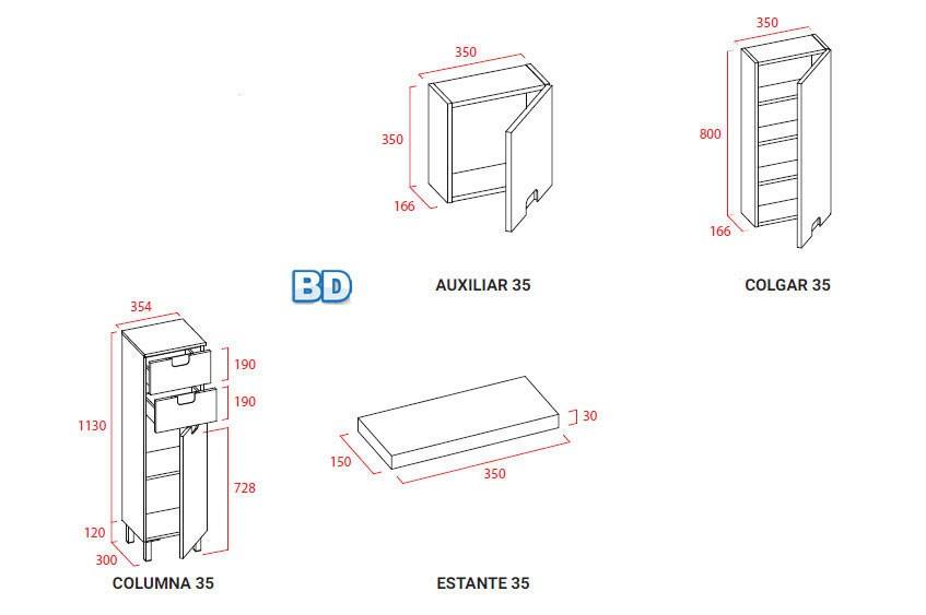 muebles de baño - Ítem7