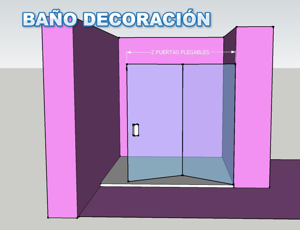 Ideas para elegir tu mampara de ducha ba o decoraci n - Ideas mamparas de ducha ...