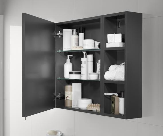 Te explicamos los armarios con espejo ba o decoraci n - Armario espejo bano ...