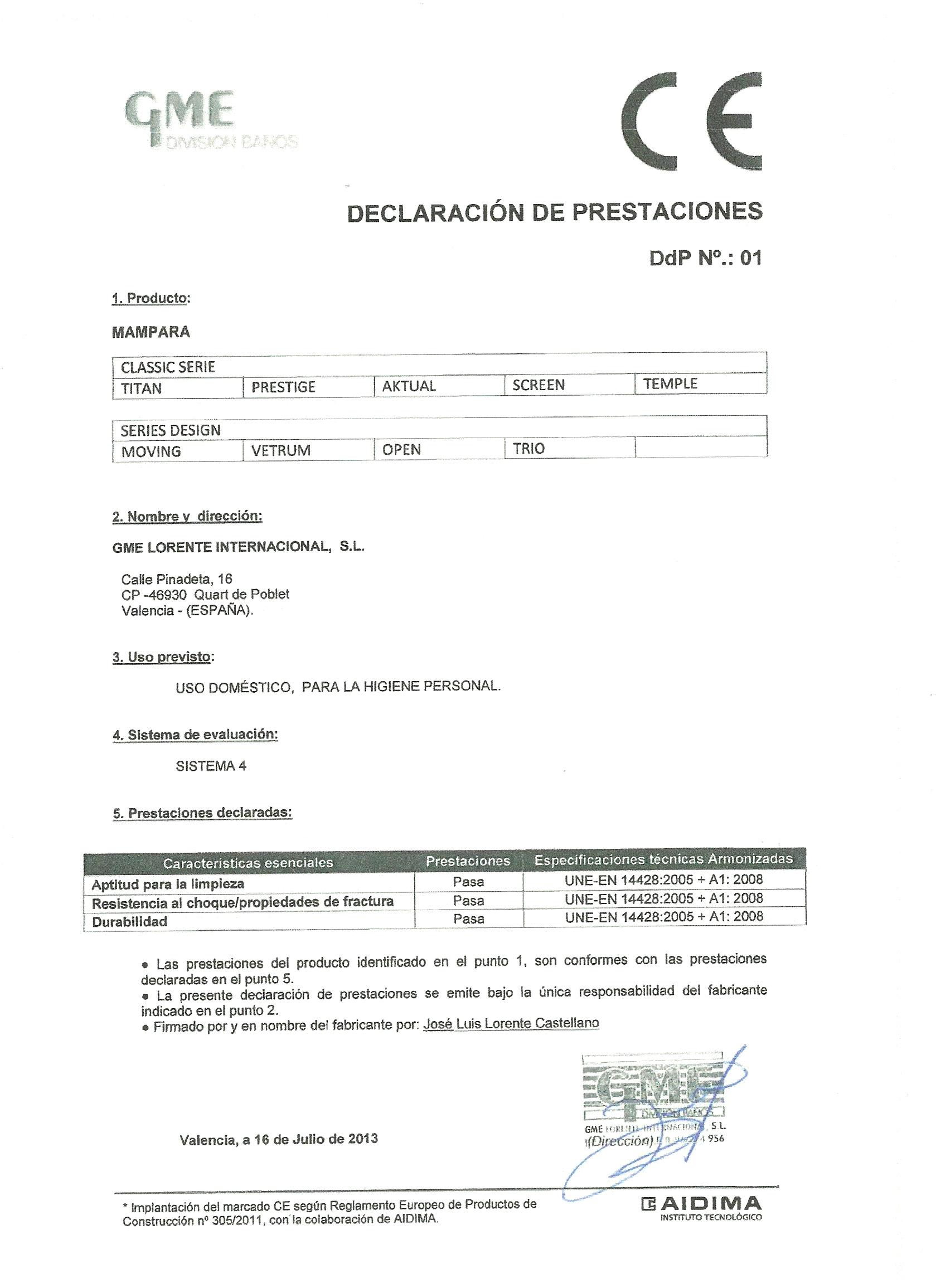 Requisitos Baño Minusvalidos:que la marca ofr ezca recambios durante 5 años Ruedas, piezas