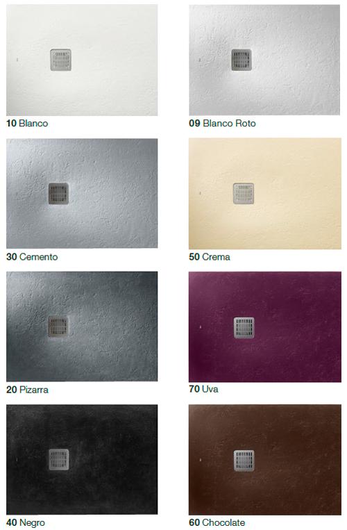 Plato de ducha terran de roca ba o decoraci n for Bano de color colores