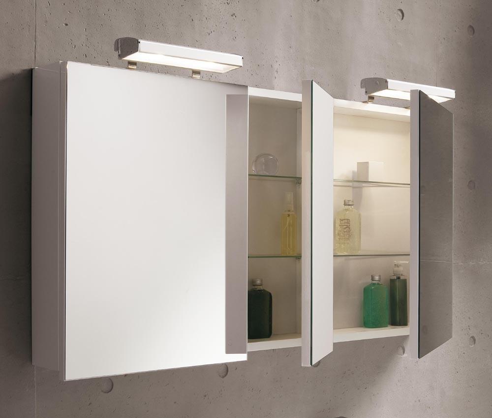 casa en constructor espejo camerino de bano