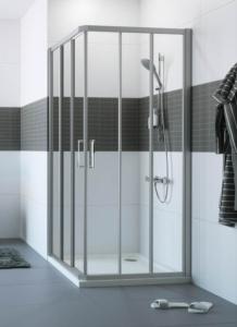 mampara ducha apertura vertice