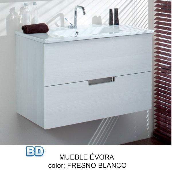 Mueble de ba o evora 120 cm mader ba o decoraci n for Muebles de bano completos