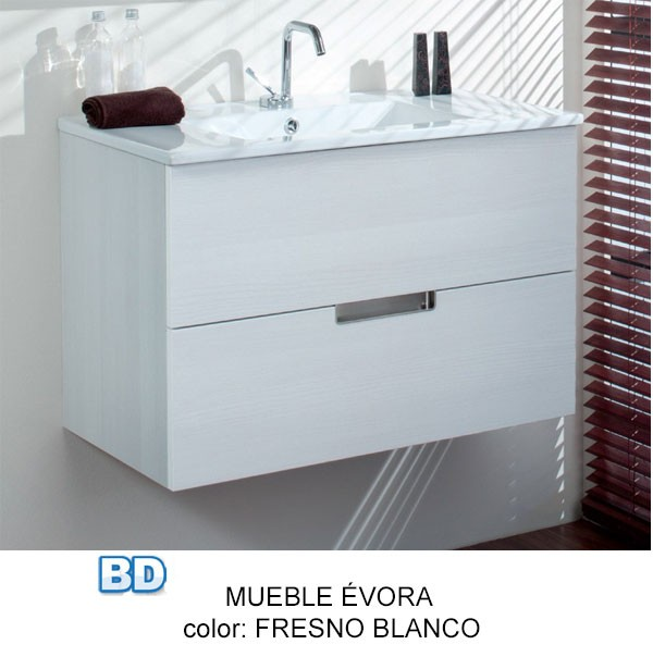 Mueble ba o 120 cm evora madero ba o decoraci n for Color fresno