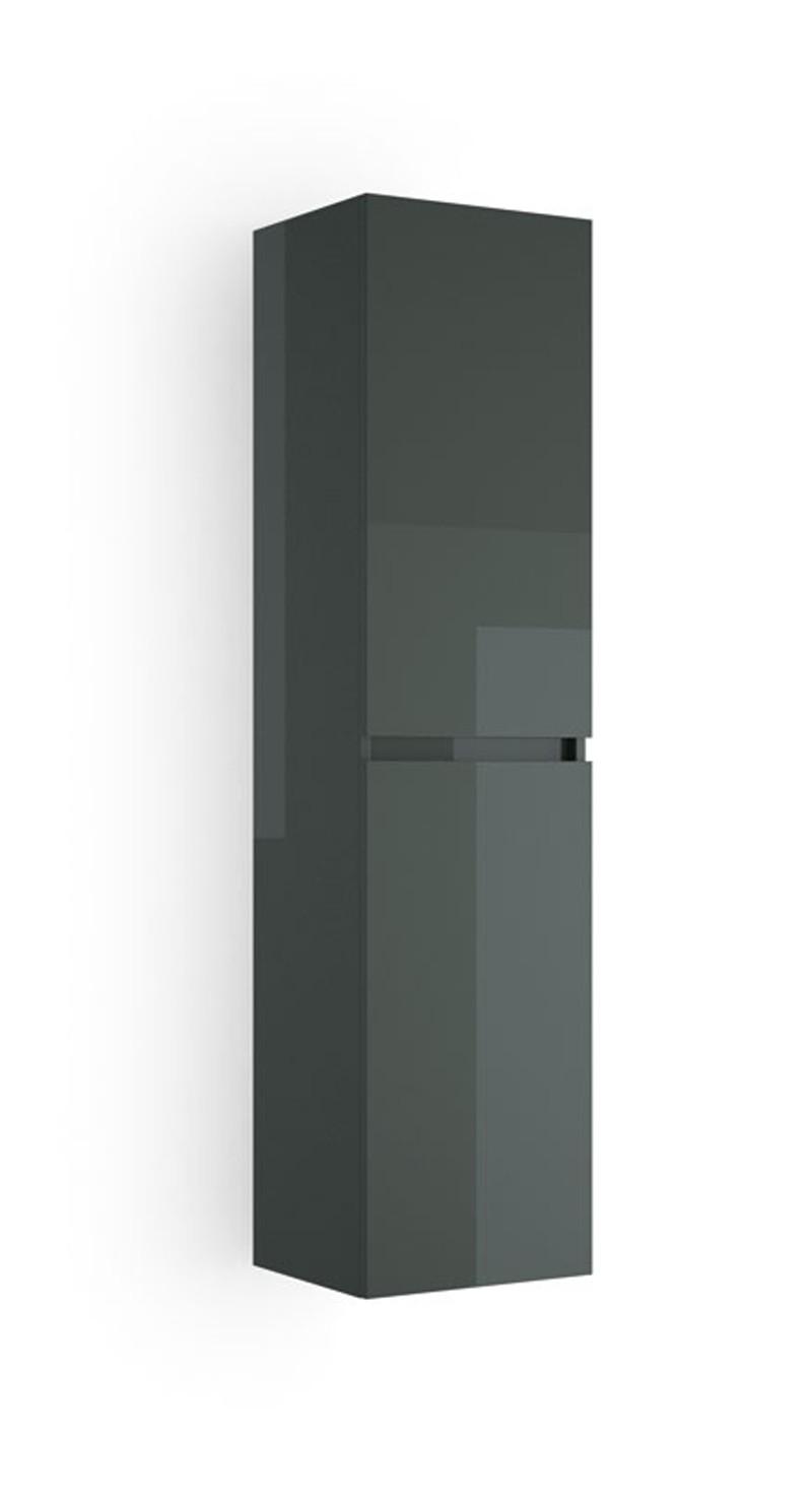 Muebles De Baño Gris Alto Brillo:Columna de baño Fussion Line – Salgar