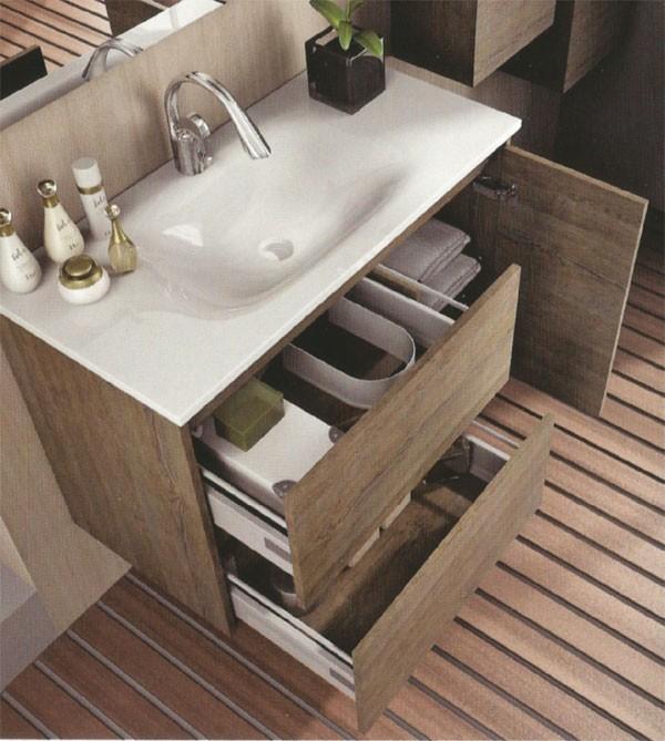 Mueble de baño Tamesis de Torvisco