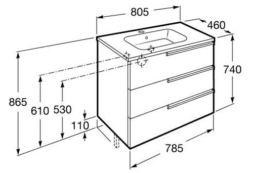 mueble de baño - Ítem12