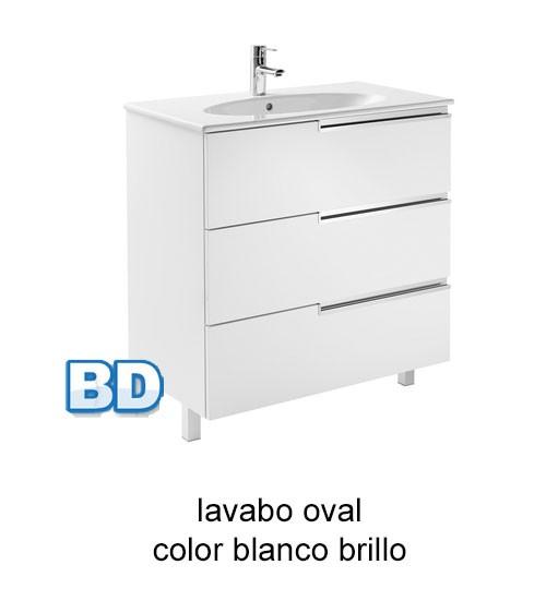Mueble de baño Unik Victoria-N Family - Ítem2