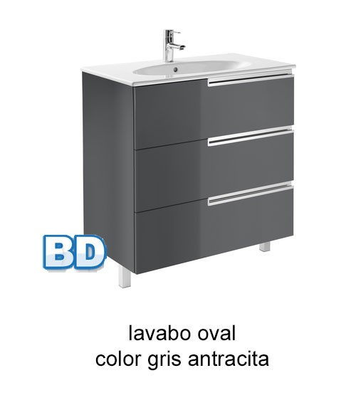 Mueble de baño Unik Victoria-N Family - Ítem1