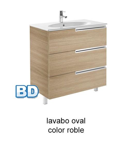 Mueble de baño Unik Victoria-N Family - Ítem3