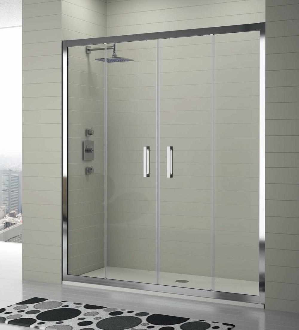Mamparas de ducha mamparas de ba o decoracion ba os - Fotos de mamparas de ducha ...