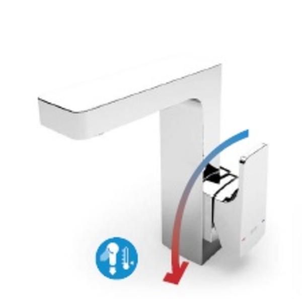 grifo lavabo L90 Roca - Ítem1