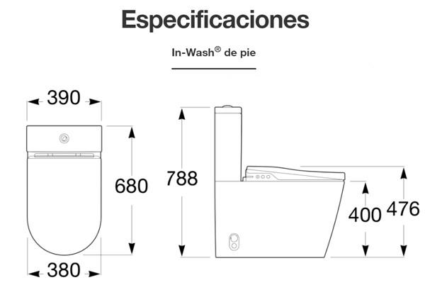 Inspira in-wash Roca - Ítem4