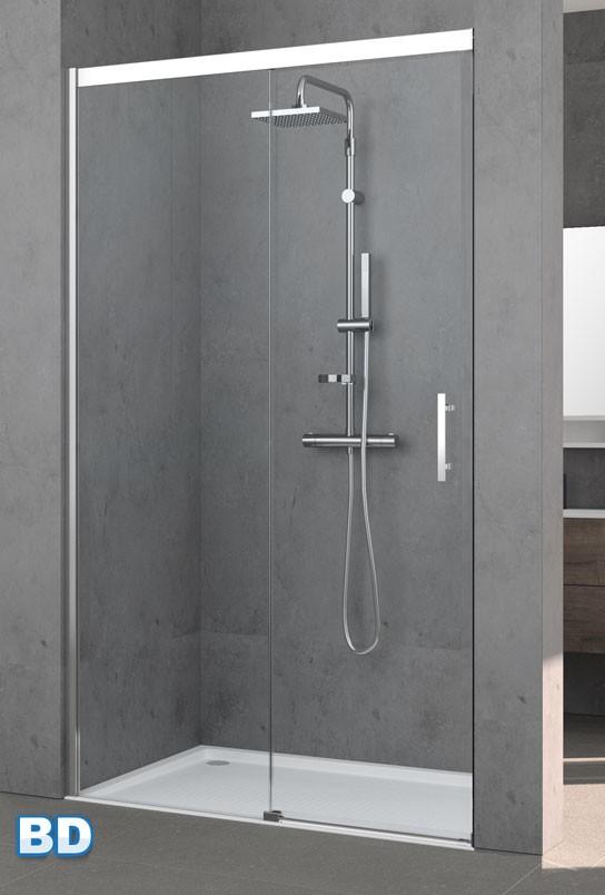 Mampara de ducha kali ph novellini ba o decoraci n - Modelos de mamparas de ducha ...