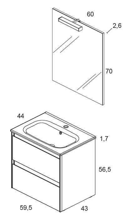 Mueble Look - Ítem6