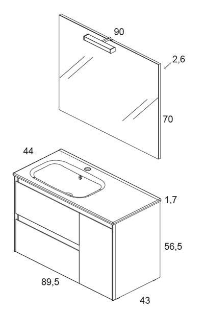muebles de baño royo - Ítem6