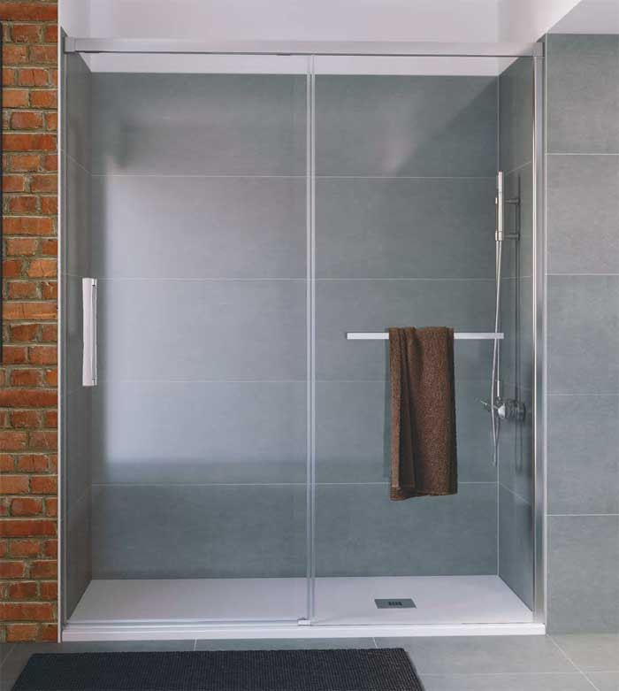 Mampara de ducha hit hi 210 profiltek ba o decoraci n - Profiltek mamparas de bano ...
