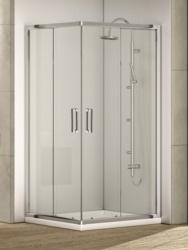 Mamparas de ducha vertice decoracion ba os for Mamparas velvet recambios