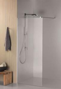 Mampara ducha fija cristal fijo para ducha ba o decoraci n for Mamparas velvet recambios