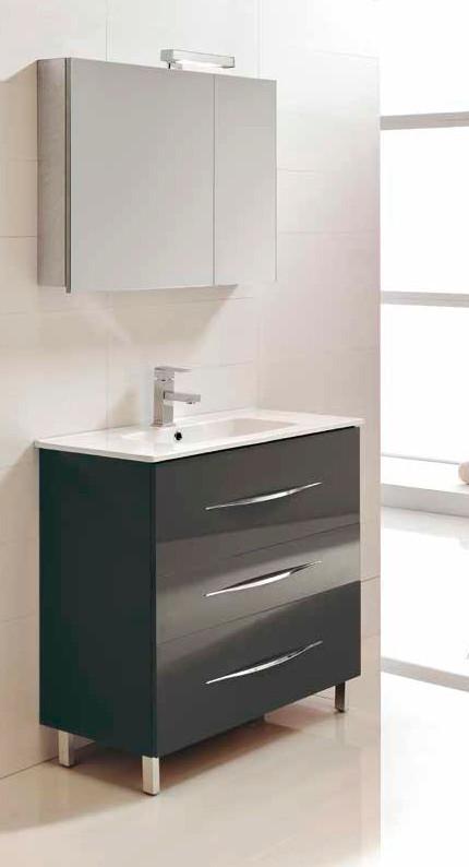 Mueble de baño Maximum 3 cajones  Bannio